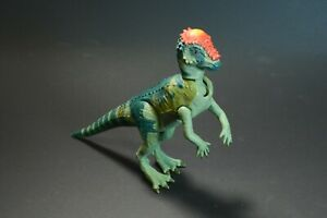 "Jurassic Park Pachycephalosaurus Dinosaur Action Figure 1997 Hasbro 7"" Figure"