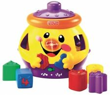 New Baby Educational Toy Fisher-Price Laugh and Learn Cookie Shape Surprise