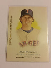 BRAD WILKERSON 2015 Topps Allen & Ginter 10th ANNIVERSARY STAMPED BUYBACK 2006