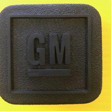 """1 1/4"""" GM Trailer Hitch Receiver Cover Plug"""