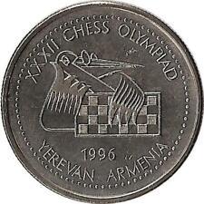"Armenien 100 Dram 1996 ""Schacholympiade"""