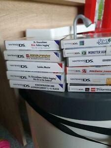 Nintendo New 3DS XL ( 4GB Metallic Blau Handheld-Spielkonsole mit Spielen