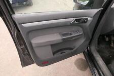 VW Touran 4x Türverkleidung Verkleidung Tür vorne +hinten links rechts anthrazit
