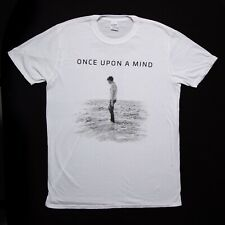 More details for james blunt 2020 tour white large t-shirt once upon a time tour