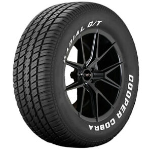 P235/70R15 Cooper Cobra Radial G/T 102T RWL Tire