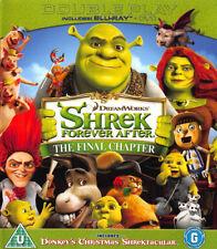 Shrek 4 - Shrek Forever After - The Final Chapter Blu-Ray + DVD