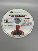 Spider-Man: Web of Shadows (Microsoft Xbox 360) DISC ONLY