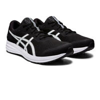 Asics Mens Patriot 12 Running Shoes Trainers Sneakers Black Breathable