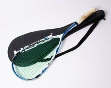 Head Microgel 125 Squash Racquet Metallix Flexpoint with Racket Carrying Case