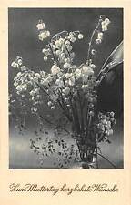 BG4793  muttertag mother day flower  lily  germany greetings