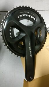 Shimano 105 FC-R7000 Crankset  50/34 175mm Black
