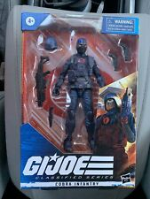 Hasbro GI Joe classified Series Cobra Infantry #24 Damaged Box In Hand