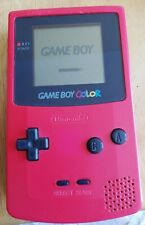 Nintendo Colour Game Boy Handheld System Pink