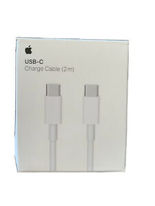 Apple  Lightning to USB-C Charging Cable 2M/6FT - A1739 - New