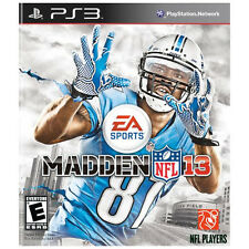 Madden NFL 13 - Playstation 3 Game