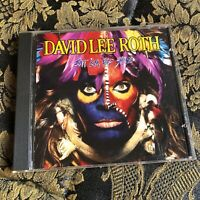David Lee Roth VAN HALEN cd EAT'EM AND SMILE glam rock heavy metal