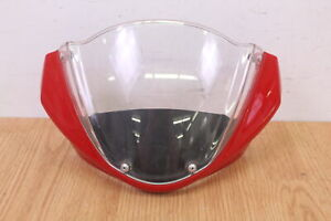 2012 DUCATI MONSTER 696 ABS Windshield with Headlight Fairing