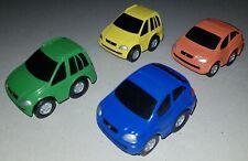 Konvolut 4 Opel Funcars Modellautos Opel Astra G Limousine + Caravan vier Farben