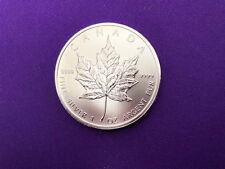 2012 Canadian Maple Leaf 1oz Silver Coin 99.99 Fine Silver