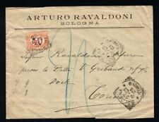 Italy Selection pre 1900 Covers (13) - Some nice cancels, condition mixed