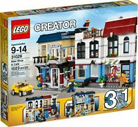 LEGO Creator 31026 Modular - Bike Shop & Café - New & Sealed