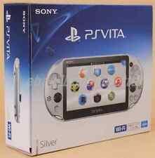 PS Vita PCH-2000 ZA25 Silver Wi-Fi Console Sony PlayStation