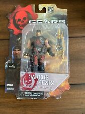 "NECA Gears of War 3 Marcus Fenix Bloody Variant 3.75"" Action Figure Collectible"