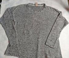 Philosophy Republic Size XL Sweater Dreamy Ivory Black