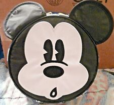 Disney Collection Mickey Mouse round travel case, Nwt