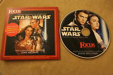 OST Star Wars - John Williams - Promo CD Polish