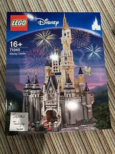 Lego 71040 Disney Castle - Brand New. Factory Sealed. Mint Condition +insured++