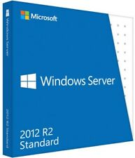 Microsoft Windows Server 2012 R2 Standard ESD **NUOVO CON FATTURA**