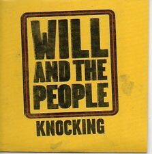 (P13) Will & The People, Knocking - DJ CD