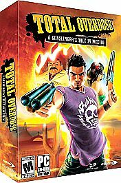 Total Overdose: A Gunslinger's Tale in Mexico (PC, 2005) - New