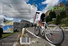 Virtual Rides Col du Tourmalet Turbo Training DVD for Indoor Cycling