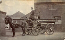 Walsall posted Horse & Carriage.