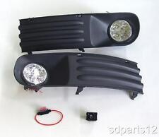 FEUX DIURNE A LED PHARES DE JOUR ANTI-BROUILLARD POUR VW TRANSPORTER T5 03-2010