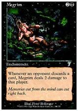MRM FRENCH 4x Céphalalgie -  Megrim MTG Magic 7th
