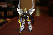 Built Gundam with Custom paint job (Gundam kit H)