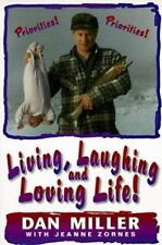 Living, Laughing and Loving Life, Miller, Dan, Good Condition, Book