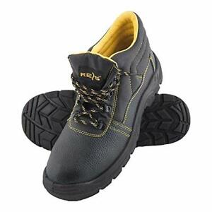 4520414-Reis BRYES-T-S1_50 Yes - Scarpe antinfortunistiche, misura 50, colore: N