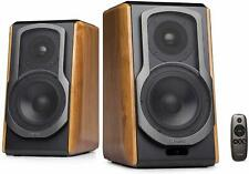 Edifier S1000DB Audiophile Active Bookshelf Speakers with bluetooth.