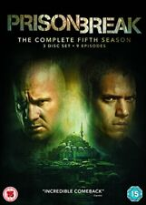 Prison Break The Complete Fifth Season [DVD]