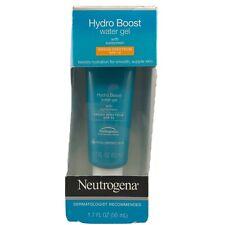 Neutrogena Hydro Boost Hyaluronic Acid Gel Face Cream with SPF 15, 1.7 Oz 8/2020