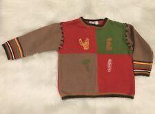 Deux Par Deux Yeti Sweater Size 3