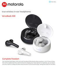 Motorola Verve Buds 500 True Wireless Earbuds In Ear headphones Wth Amazon Alexa
