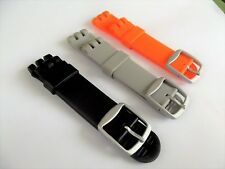 CINTURINi COMPATIBILi SWATCH SCUBA SCUBONE nabab 20 MM vari colori watch straps