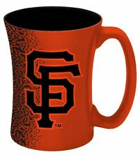 San Francisco Giants Mocha Coffee Mug [NEW] 14 Ounce Oz. MLB Tea Cup Microwave