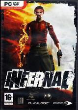 JEU PC DVD ROM../...INFERNAL....