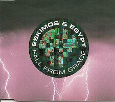 ESKIMOS & EGYPT FALL FROM GRACE 6 MIXES CD SINGLE 1992